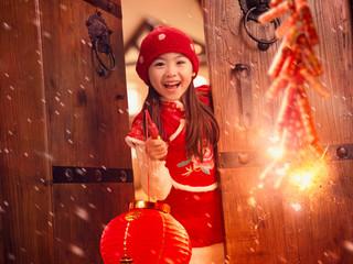 柒寳祝大家春节快乐