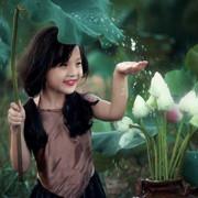 缅甸姑娘💚夏雨翡翠