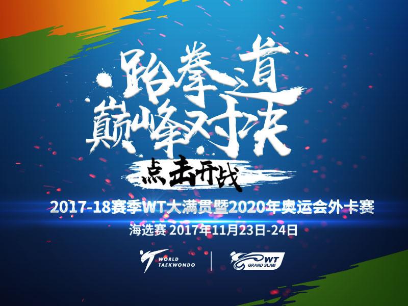 世界跆拳道冠军系列赛