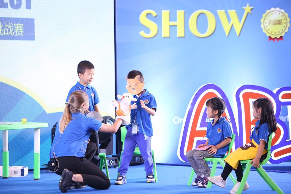 """爱贝第三届""""Show Out""""金牌全能教师挑战赛成功举办!"""